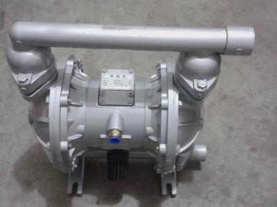 QBK不锈钢气动隔膜泵