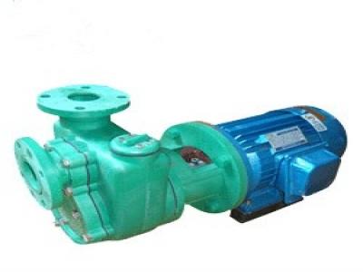 塑料自吸泵
