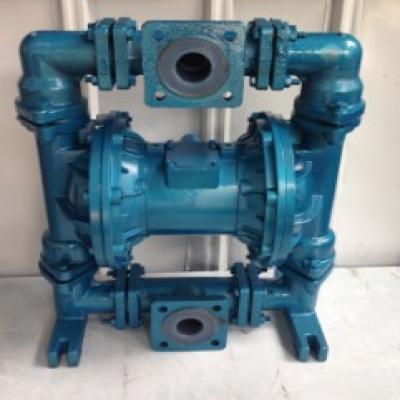 QBK-Y衬氟气动隔膜泵