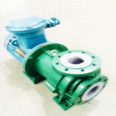IMD氟塑料磁力泵